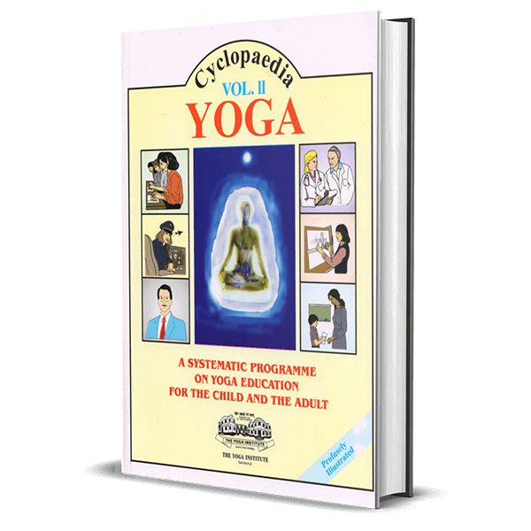 Cyclopaedias Yoga - II tyi book
