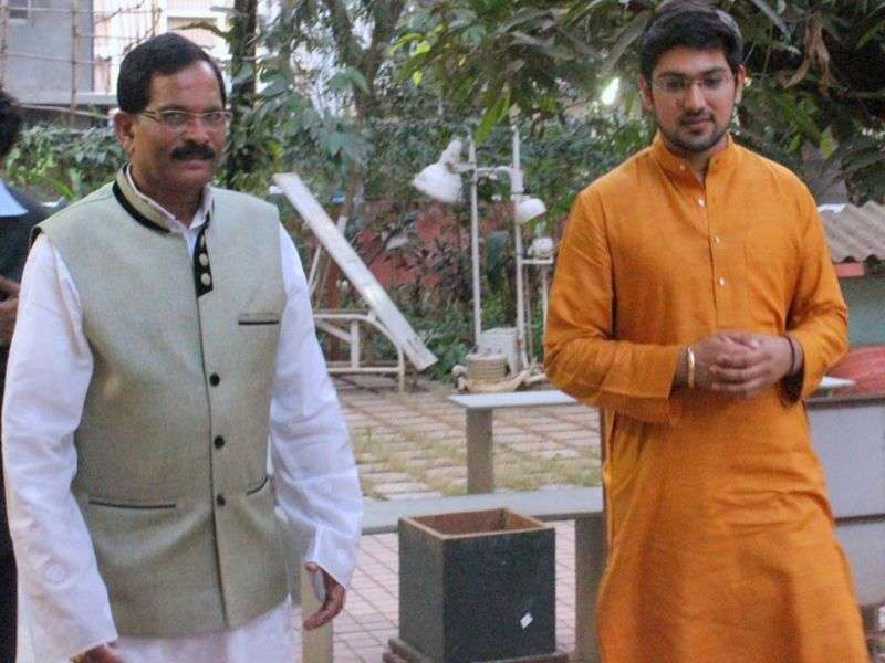 Hrishi Yogendra and Shripad Naik