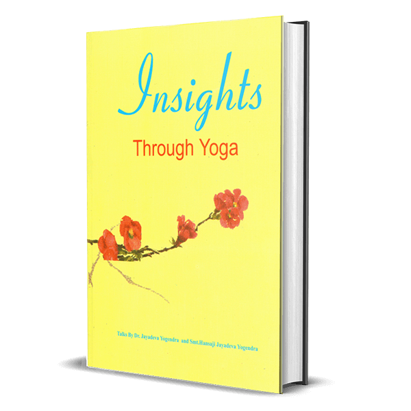 Insight Through Yoga tyi book