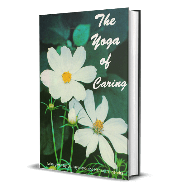 The Yoga of Caring English tyi book