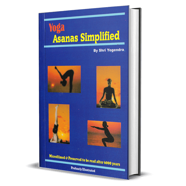 Yoga Asanas Simplified tyi book