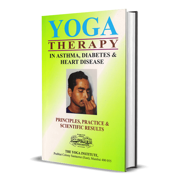 Yoga Therapy in Asthma, Diabetes & Heart Disease tyi book