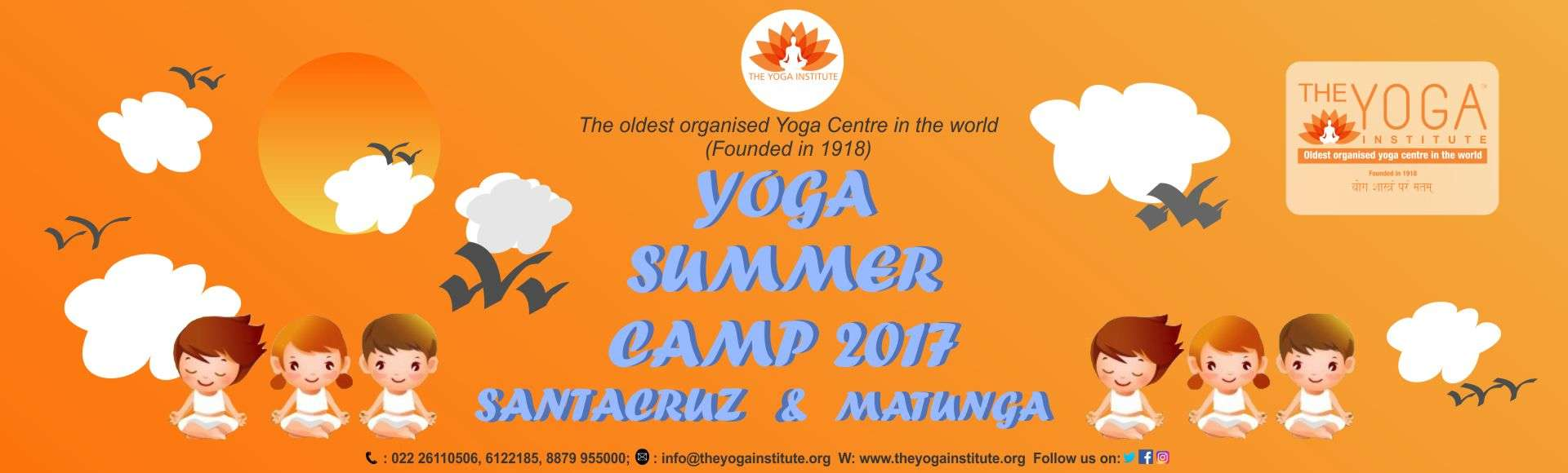 Summer camp for children 2017