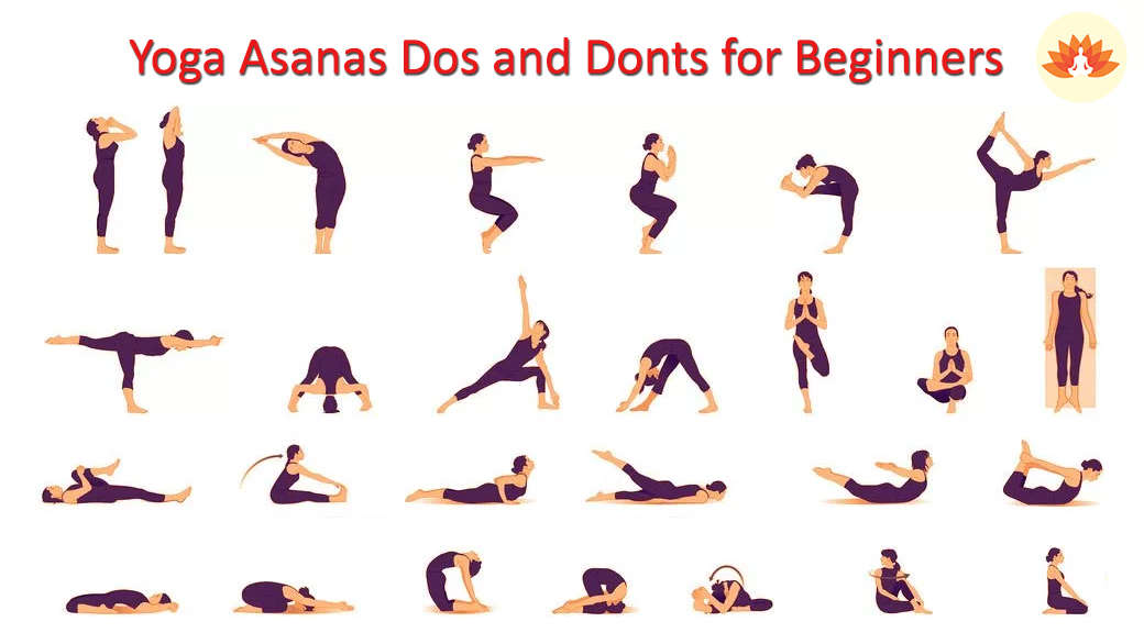 Yoga Asanas Dos And Donts For Beginners Learn Yoga Rules