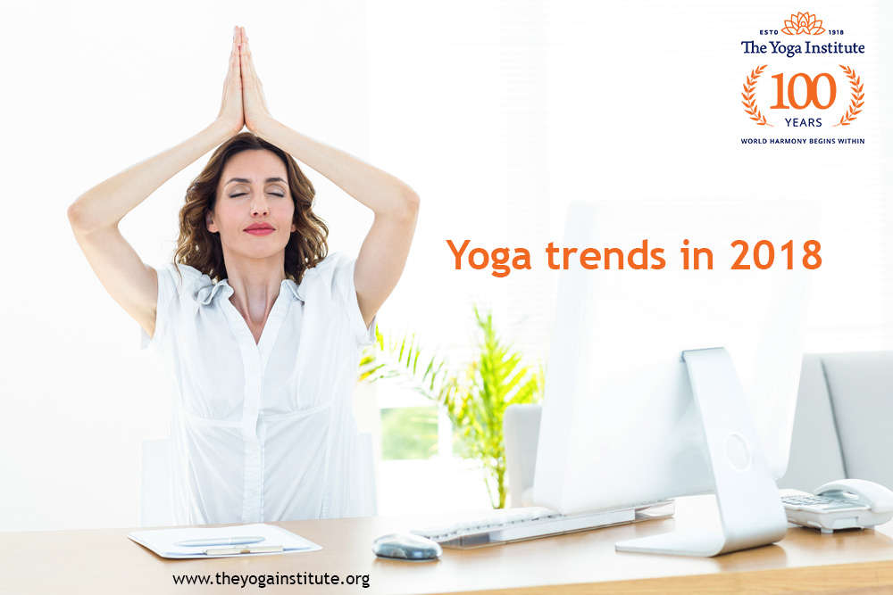 Yoga Trends in 2018