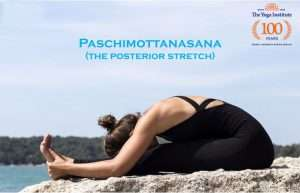 Paschimottanasan or The Posterior Stretch