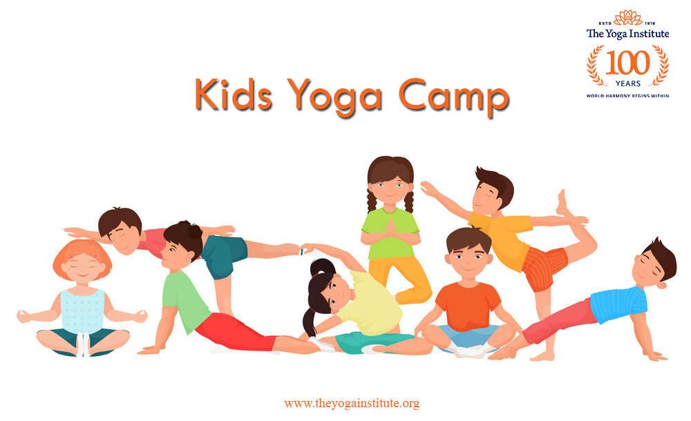 Yoga Camps for kids