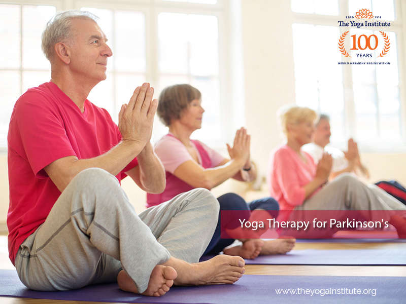 Yoga Therapy for Parkinson's