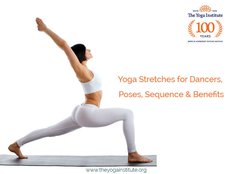 Yoga Stretches for Dancers