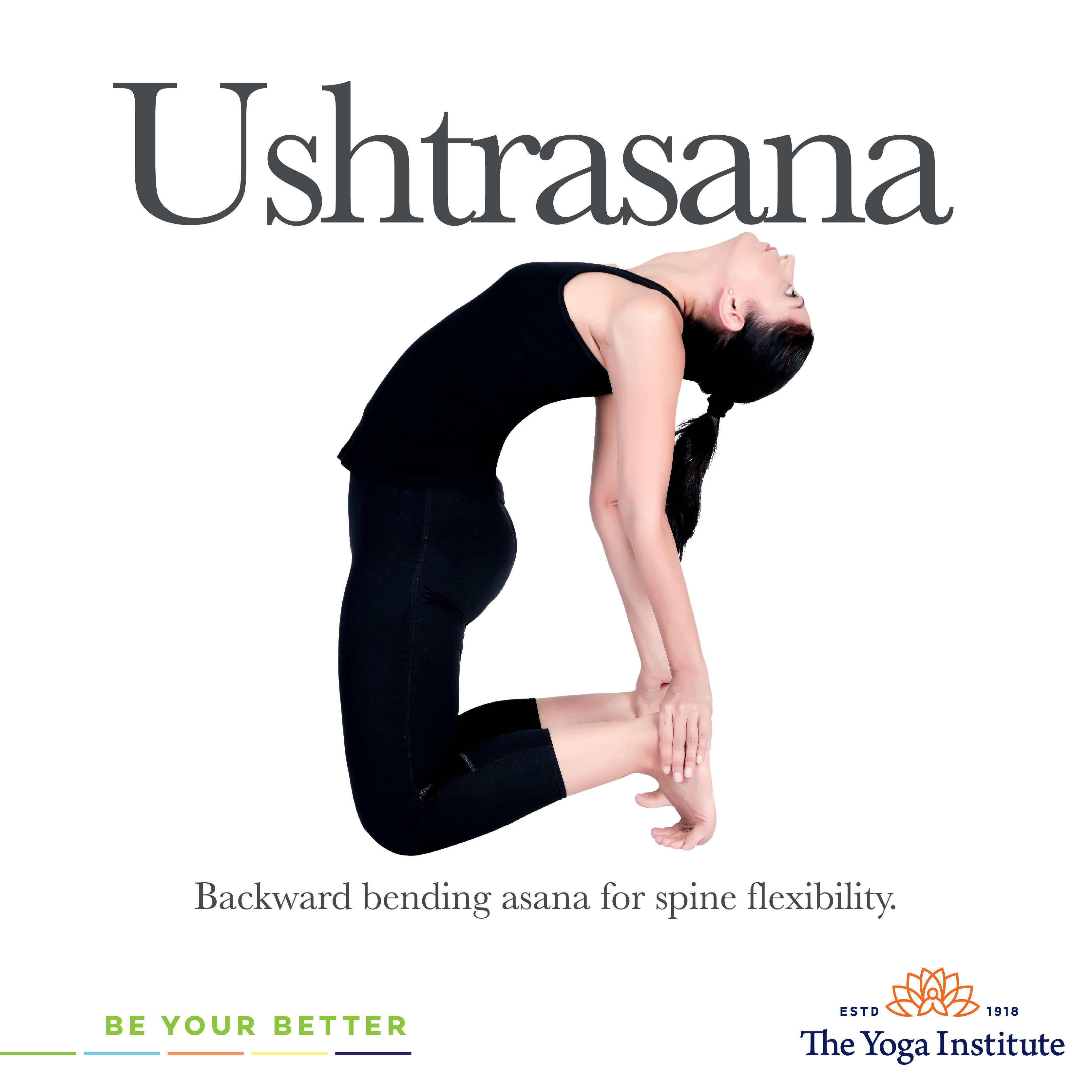 How To Do Ushtrasana Steps And Benefits The Yoga Institute