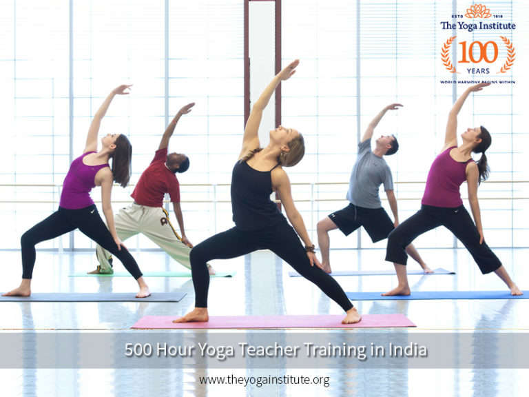 500 hour yoga teacher training in India