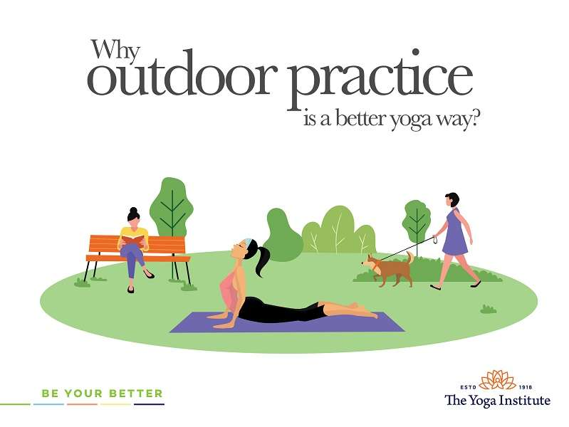 Outdoor Yoga Practice