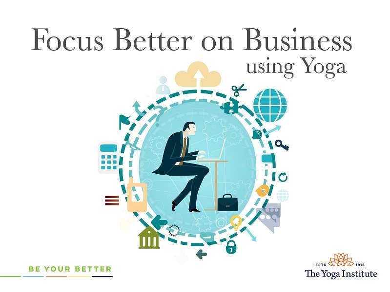 focus better on business
