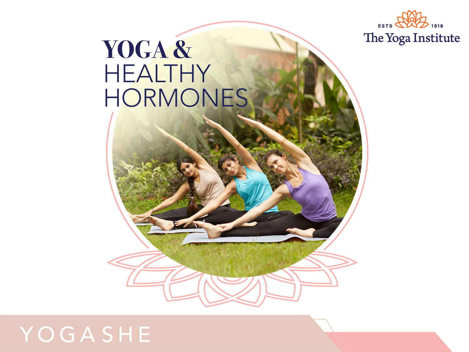 yoga and healthy hormones