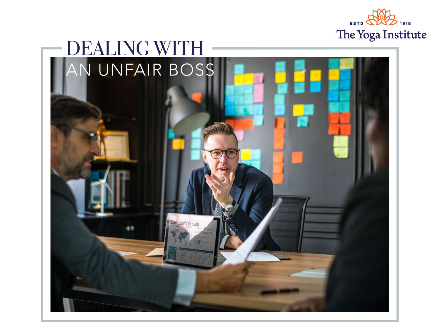 dealing with boss