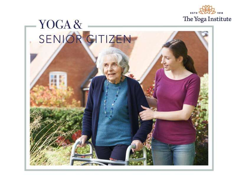 yoga for senior citizens