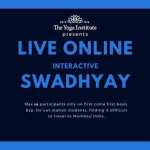online swadhyay