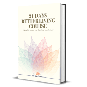 21 Days Better Living Course tyi book